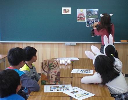 【川越市的場の学習塾 トーゼミ】イースターパーティー開催
