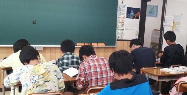 【川越市的場の学習塾 トーゼミ】期末テスト対策 勉強会実施!!