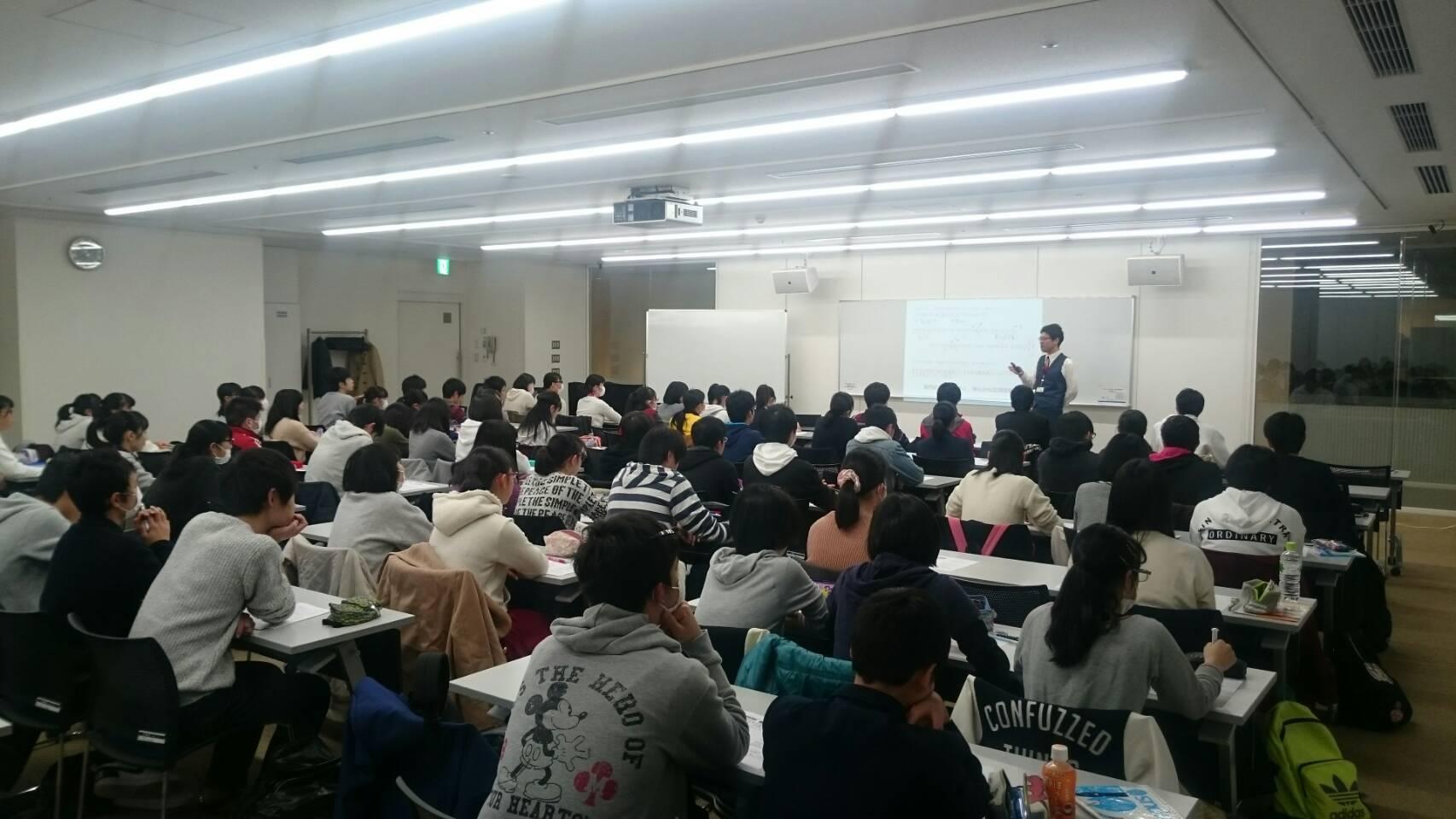 トーゼミSGクラス対象 選択問題実施校 特別対策授業を実施!