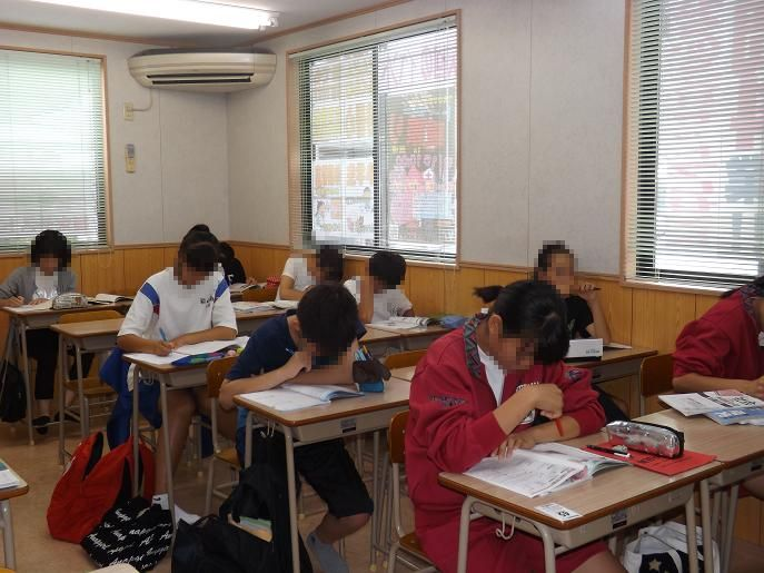 学習塾トーゼミFit 松山中央教室 定期テスト勉強会