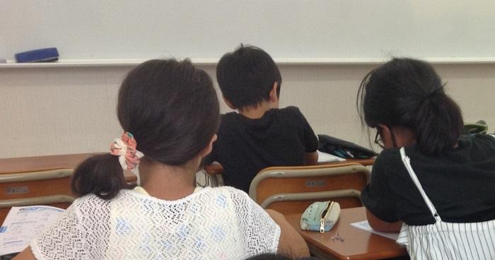 学習塾トーゼミ 扇台校 小学生対象「夏休みの宿題フィニッシュ教室」実施!!