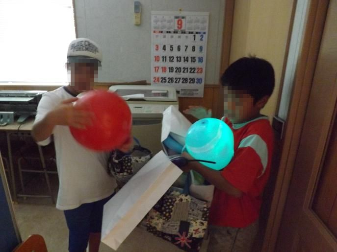 小学生イベント「バルーンアート」を実施しました!