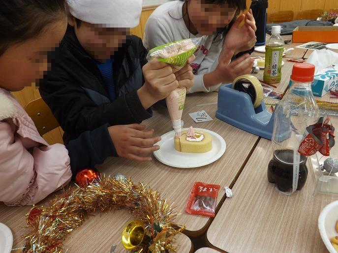 小学生★クリスマス会を実施しました!(学習塾トーゼミFit 松山中央教室)
