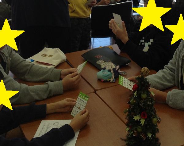 小学生イベント★クリスマス会!(学習塾トーゼミ 扇台校)